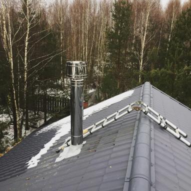 Шесть ошибок при строительстве дымохода