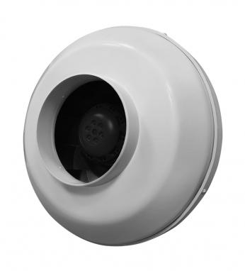 Как установить канальный вентилятор ?