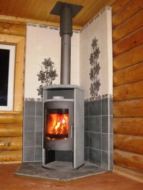 Монтаж дымохода для каминов и печей в частном доме