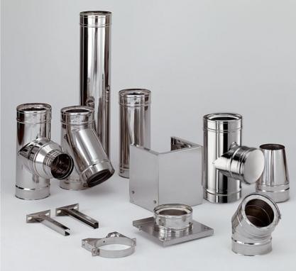 Производство дымоходов в компании «Огнерус»